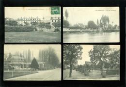 Lot De 15 Cartes Postales De France  Val - De - Marne        Lot Van 15 Postkaarten Van Frankrijk ( 94 ) - 15 Scans - Cartes Postales