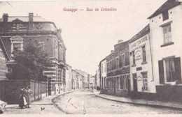 Genappe - Rue De Bruxelles - Pas Circulé - Animée - TBE - Genappe