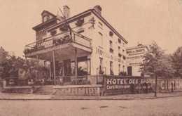 La Hulpe - Hôtel Des Sports - Félix Boigelot - Circulé - TBE - La Hulpe