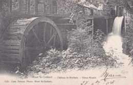 Mont-St-Guibert - Château De Bierbais - Vieux Moulin  - Circulé En 1904 - Animée - TBE - Mont-Saint-Guibert