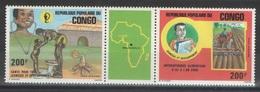 Congo - YT PA 337A ** - 1985 - Philexafrique III - Congo - Brazzaville