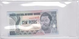 Billets >Guinée 100 Pesos  Qualité Neuf Sous Blister - Guinée