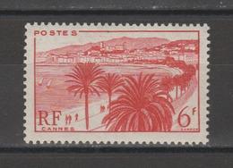 FRANCE / 1947 / Y&T N° 777 ** : Cannes - Gomme D'origine Intacte - France
