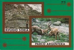 ENTRACQUE Parco Argentera - Vecchio E Nuovo Rifugio Soria - Italia