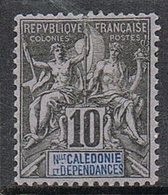 NOUVELLE-CALEDONIE N°45 NSG - New Caledonia