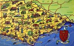 East Sussex - Formato Piccolo Non Viaggiata – E 9 - Non Classificati