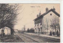 87 VAULRY LA GARE Bon état - Autres Communes
