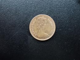 ROYAUME UNI : 1/2 NEW PENNY   1979   KM 914     SUP - 1971-… : Monnaies Décimales