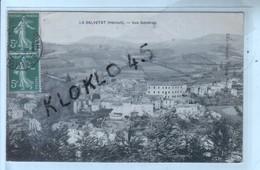 34 LA SALVETAT ( Hérault ) - Vue Générale - Vue Plongeante Sur La Ville  ... - CPA Guiraud Epicerie Moderne  Généalogie - La Salvetat
