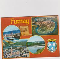 Ardennes :  FUMAY  : Vues   1979 - Fumay