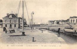 Saint-Nazaire - Le Bureau Du Port - Saint Nazaire