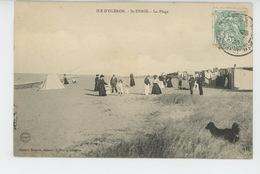 ILE D'OLERON - SAINT DENIS - La Plage - Ile D'Oléron