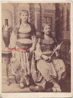 Photo XIX  Femme Orientale  Juive ? Turquie ?  Syrie ? Arménie ? - Anciennes (Av. 1900)