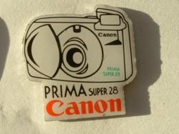 PIN'S PHOTOGRAPHIE - APPAREIL PHOTO CANON PRIMA SUPER 28 - Photography