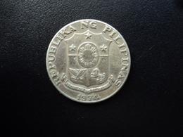 PHILIPPINES : 50 SENTIMOS   1974    KM 200     TTB+ - Philippines