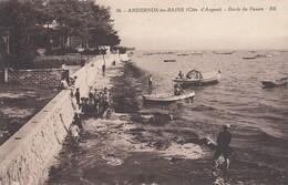 33 - Andernos-les-Bains - Les Bords Du Bassin Magnifiquement Animés - Andernos-les-Bains