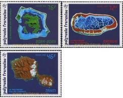 Ref. 356780 * MNH * - FRENCH POLYNESIA. 1992. INTERNATIONAL YEAR OF THE SPACE . AÑO INTERNACIONAL DEL ESPACIO - French Polynesia