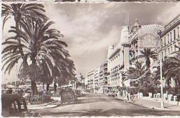 Nice   1528         La Promenade Des Anglais ..... Palais De La Méditerranée - Nice
