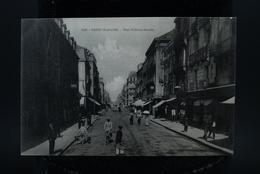 Carte CPA Saint Nazaire Rue Ville-ès-Martin - Saint Nazaire