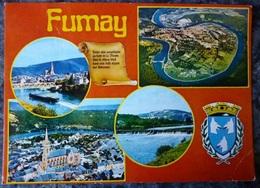 FUMAY (08).MULTIVUES.CIRCULE 1981. - Fumay