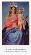 Silea (Treviso) - Santino MARIA SALUS INFIRMORUM Oratorio Madonna Della Salute - PERFETTO P87 - Religione & Esoterismo