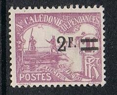 NOUVELLE-CALEDONIE TAXE N°24 N* - Portomarken