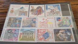 LOT 430776 TIMBRE DE MONACO NEUF** LUXE FACIALE 7,7 EUROS - Monaco