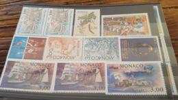 LOT 430780 TIMBRE DE MONACO NEUF** LUXE FACIALE 6,4 EUROS - Monaco