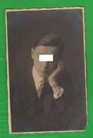 Cittadella Di Padova Foto Del 1929 Con Dedica E Firma Autografa - Anonyme Personen