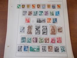 Lot N° 646 ALLEMAGNE + Dantzig + Baviere Collection Neufs Ou Obl. Sur Page D'albums .. No Paypal - Sammlungen (im Alben)
