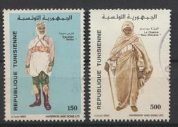 °°° TUNISIA - Y&T N°1148/49 - 1990 °°° - Tunisie (1956-...)