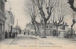 33)  LA  TESTE  -  Place Jean Hameau Et Rue Victor Hugo - France