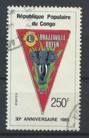 °°° REPUBBLICA DEL CONGO - Y&T N°755 - 1985 °°° - Congo - Brazzaville