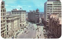 POSTAL   -BOGOTA  -COLOMBIA  - VISTA DE LA AV. JIMENEZ DE QUESADA DESDE EL HOTEL GRANADA - Colombia