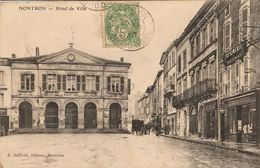 24 - NONTRON - HÔTEL DE VILLE - Nontron
