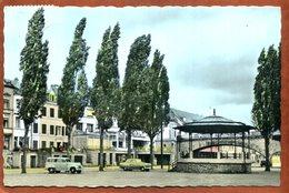 Luxembourg   CPSM Petit Format De REMICH  (Moselle)  1962   Joli Plan, Voitures....    Très Bon état - Postcards