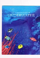 Christmas Island - Underwater - Foglietto - Yvert 535 - 554 - Christmas Island