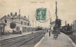 42 CP(SNCF: SANNOIS+RUELLE+2 BESANCON(repro)+ Milit+Fant+Bob Marley+Animation+Voiture à Chiens Belge+  Divers N°89 - Cartes Postales