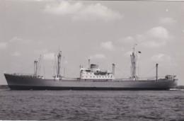 KALAHARI - DEUTSHE AFRICA - Tankers
