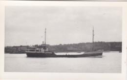 MICHAEL M . TILBURY - Ships