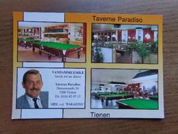 Tienen, Taverne Paradiso --> Bedrukt - Tienen