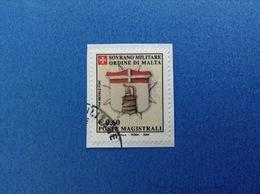 2005 SMOM 0,60 STEMMI GRAN PRIORI FRA MICHELE FONT - Sovrano Militare Ordine Di Malta