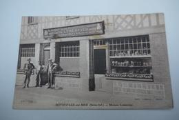 SOTTEVILLE  SUR  MER  MAISON  LEMERCIER - France