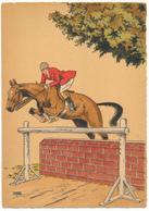 BARRE DAYEZ - Equitation, Le Rallic - 1249 A  (1944-2) - Illustrateurs & Photographes