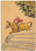 BARRE DAYEZ - Equitation, Le Rallic - 1249 C  (1944-2) - Illustrateurs & Photographes