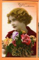 LIP579, Femme, Rose, A. Noyer, 4700, Circulée - Sainte-Catherine