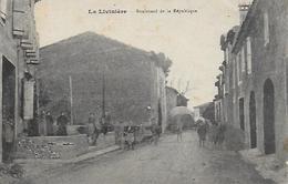 34)  LA LIVINIERE  -  Boulevard De La République - France