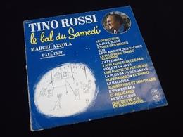 Vinyle 33 Tours  Tino Rossi   Le Bal Du Samedi Soir  (1976) - Vinyl Records