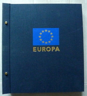 Europe Collection In Davo Album(2) - Timbres