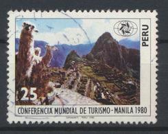 °°° PERU - Y&T N°688 - 1980 °°° - Perù